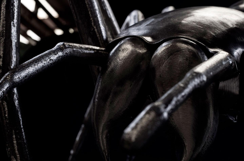 Giant Spider Sculpture II - Thrussells